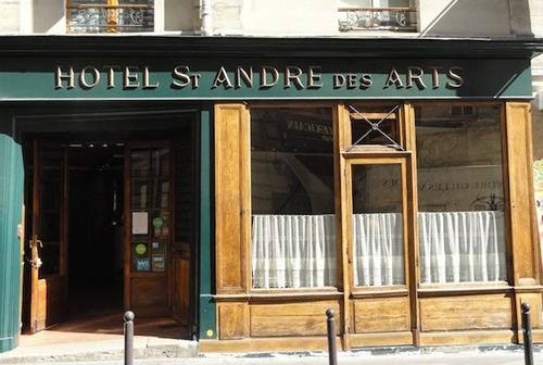Hotel de St Andre