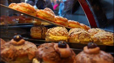 Munich Pastries