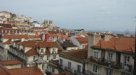 Santa Luzia viewpoint