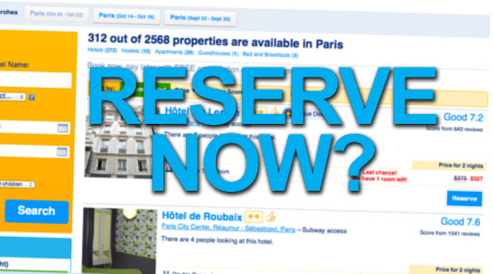 When Should You Book Hotels For The Best Rates Eurocheapo
