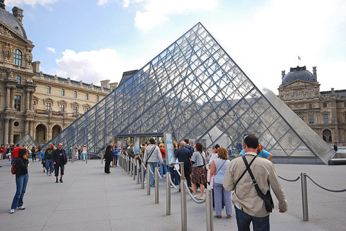 Related keywords suggestions for louvre paris opening times - Inauguration pyramide louvre ...
