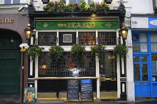 London A Guide To Visiting A Traditional Pub Eurocheapo
