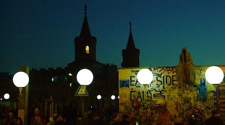 East Side Gallery Night