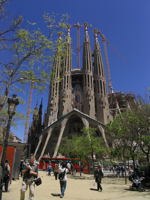 Hotels Near La Sagrada Familia Barcelona