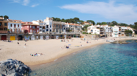 Hoping To Escape The Heat Hustle And Bustle Of Madrid Barcelona Other Cities In Spain This Summer Is Literally Lined With Seaside Options