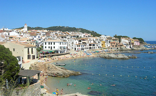 Calella de Palafrugell is another (usually) affordable option along the Costa Brava. Photo: franganillo