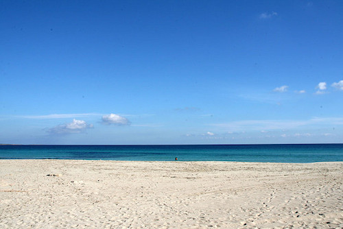 Have the beach to yourself in Formentera. Photo: fnogues