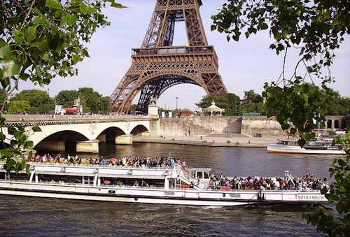 Paris Boat Tour