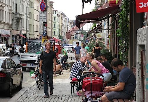 Berlin Kreuzberg S Best Affordable Sights Bars And Eats