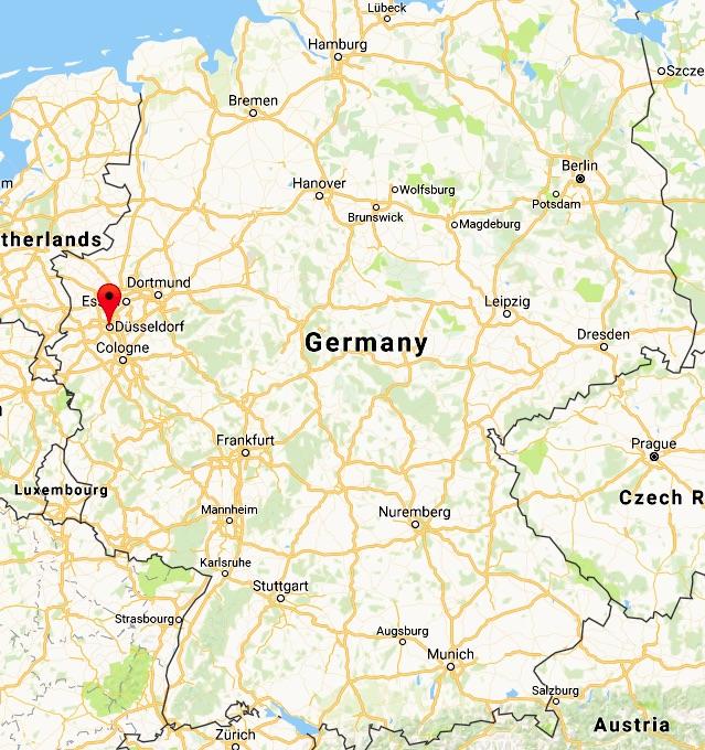 Dusseldorf Travel Blog