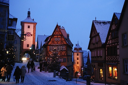 Christmas Town In Germany.7 Best Christmas Markets In Bavaria Germany Eurocheapo