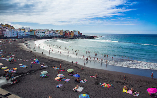 Tenerife Playa Negra