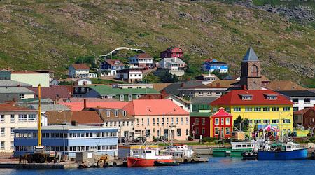 Europe In The North Atlantic Visiting Saint Pierre Miquelon