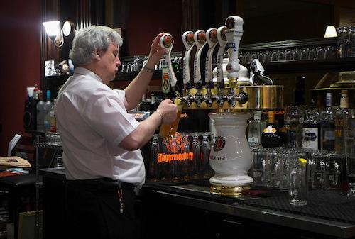 Berlin Bartender