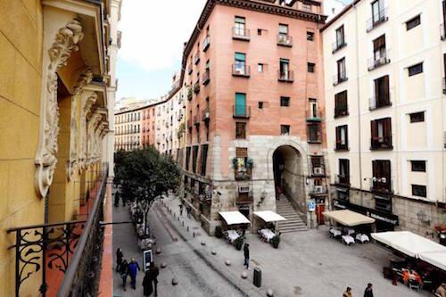 Hostal La Macarena View
