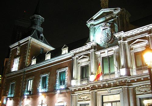 Ministerio de Asuntas Exteriores y de Cooperacion, Madrid