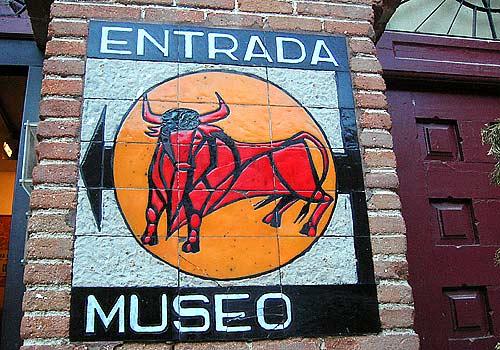 Museum in Madrid