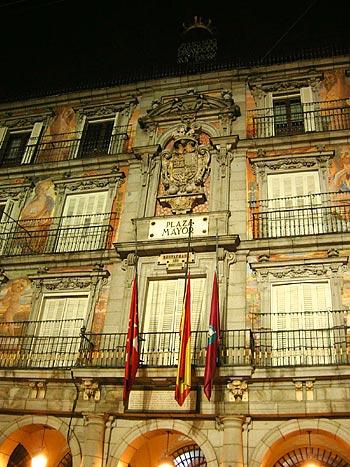 Casa de la Panaderia, Plaza Mayor, Madrid