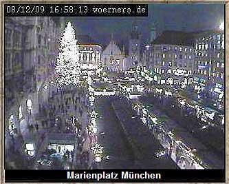 Marianplatz Christmas Market