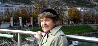 Travel Gram Eileen Detlefsen