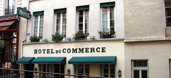 Hotel du Commerce in Paris