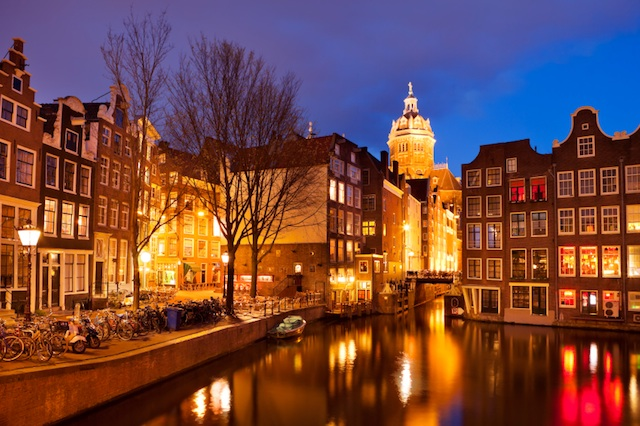 Hotels in Amsterdam, Netherlands