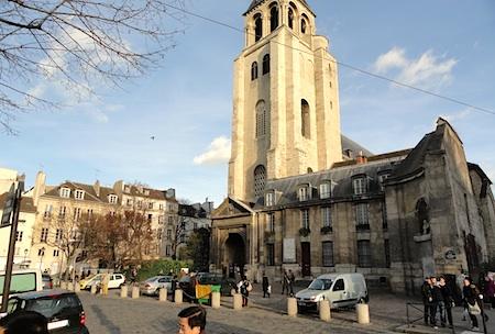Eglise St Germain des Pres