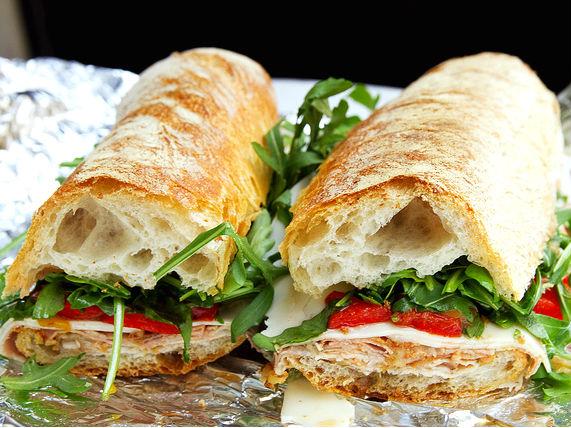 Alidoro Sandwiches