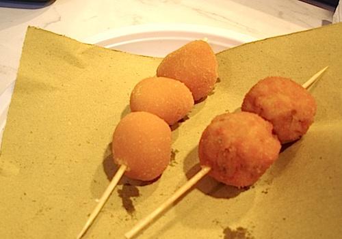 Chicchetti balls