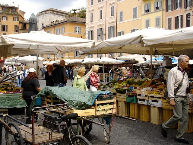 Market Campo dei Fiori