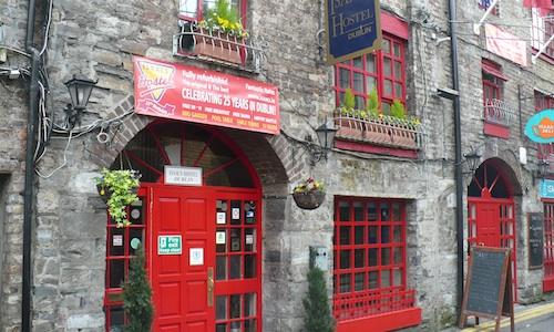 Isaac's Hostel Dublin