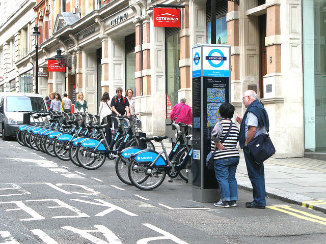 Barclay's Cycle Hire