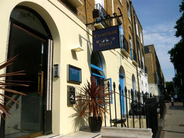 Crestfield Hotel London