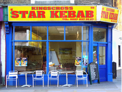 Kingscross Star Kebab