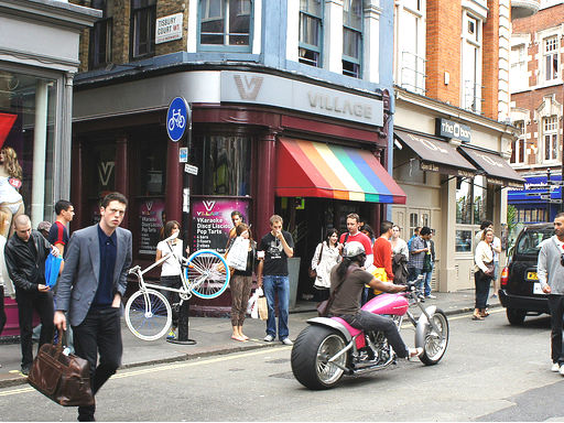 The best gay and lesbian bars and clubs in london's soho