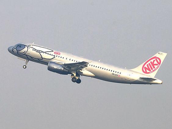 NIKI Airplane
