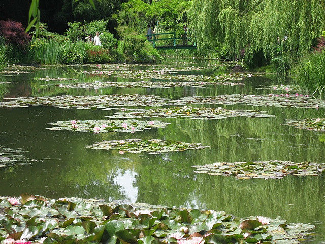 Giverny Monet Gardens