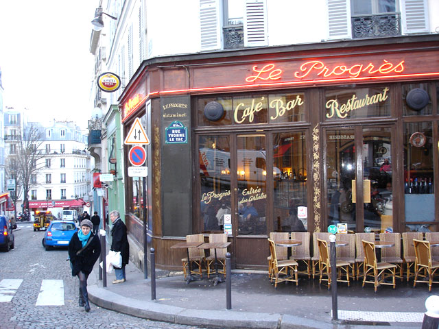 Restaurant Paris