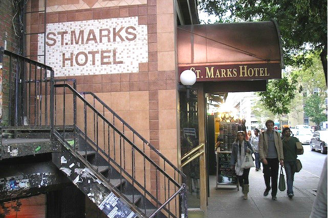 St. Marks Hotel East Village