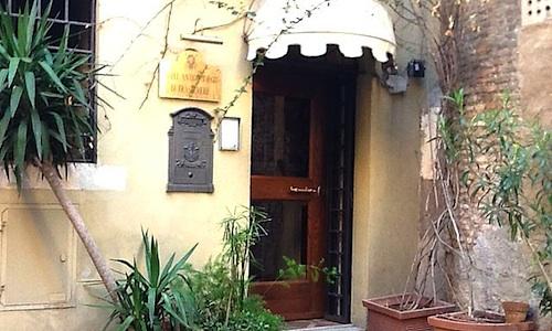 Antico Borgo di Trastevere